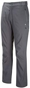 Craghoppers Kiwi Pro Kids Boys Girls Stretch Softshell Trousers Age 9/10 RRP £40