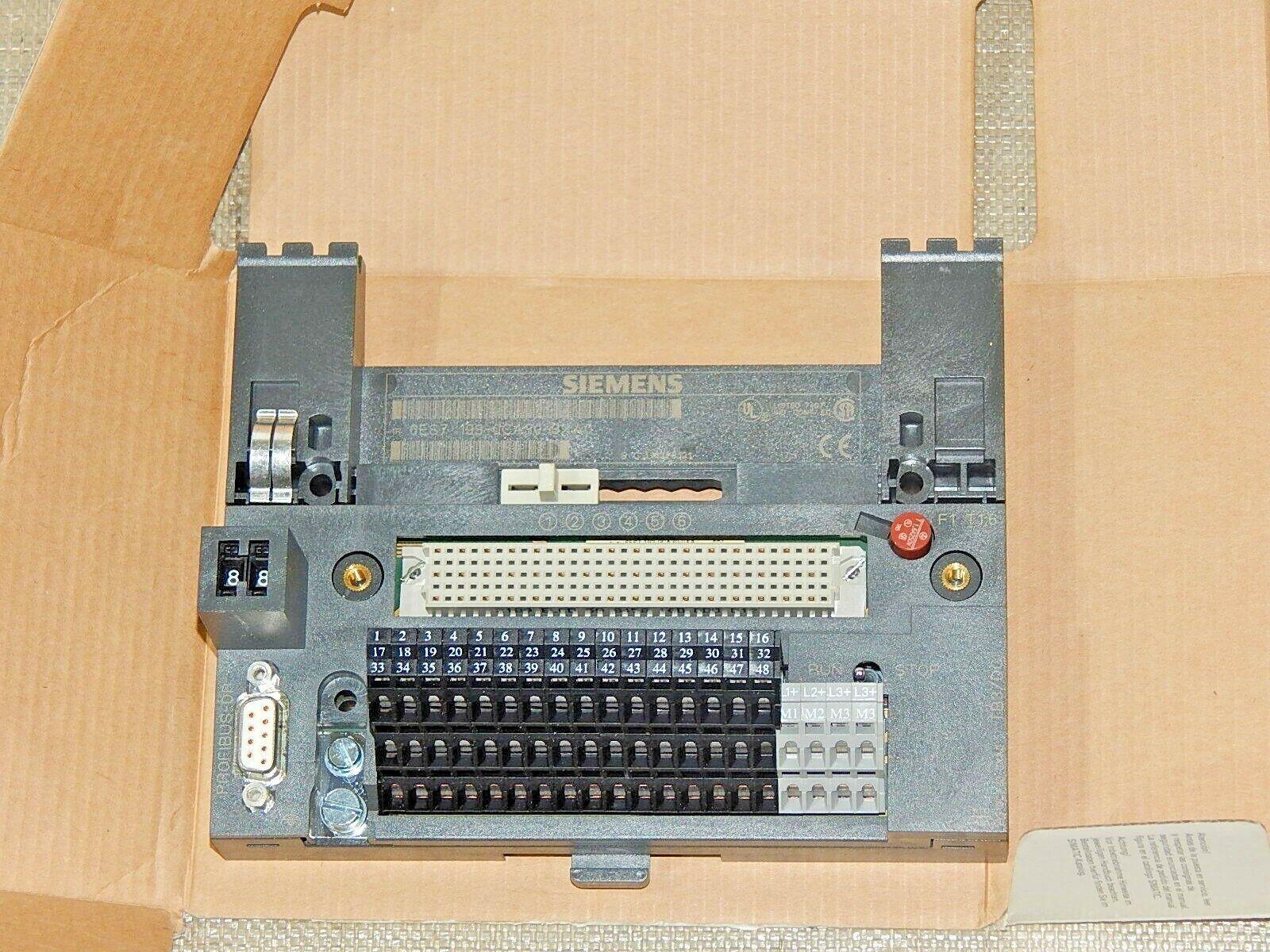 Siemens Simatic S7 6ES7 193-0CA30-0XA0 Version 03