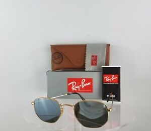cce56f6f72 Brand New Authentic Ray Ban RB 3548 Sunglasses 001 30 Mirrored 48mm ...