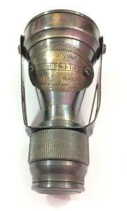 Antique Maritime Brass Monocular Telescope Vintage Nautical Spyglass Scope