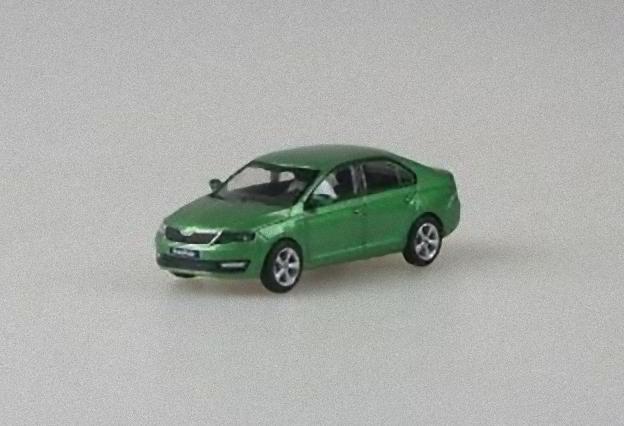 ABREX ABR143AB022QA  - Skoda Rapid green 1 43