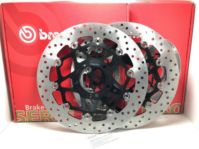 Brake Discs Brembo Floating Front 78B81 Triumph Tiger 1050 2010 2011 2012 2013