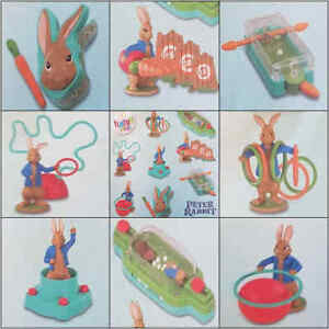 McDonalds-Happy-Meal-Toy-2018-UK-Peter-Rabbit-Character-Figures-Various-Toys