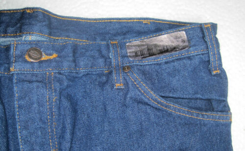 Dickies 2 pair Industrial Jeans 993RNB Straight Leg,Regular Fit 38x30 NEW NWT