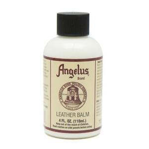 Angelus Leather Balm Lederbalsam Lederpflege Sneaker Pflege Leder  (75,85/1L)