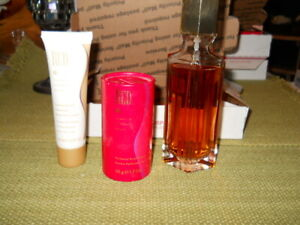 Lot-of-3-Red-Women-039-s-Cologne-Products-By-Giorgio-Beverly-Hills