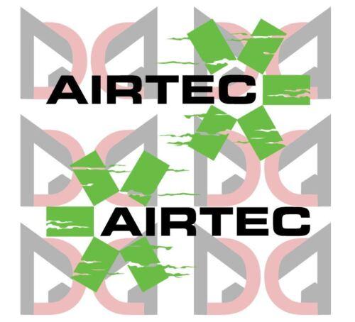 Airtec Intercooler Decal//Sticker Window//Car JDM Vinyl