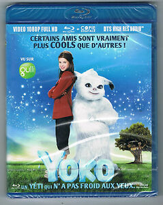 YOKO-UN-YETI-QUI-N-039-A-PAS-FROID-AUX-YEUX-2013-BLU-RAY-NEUF-NEW-NEU
