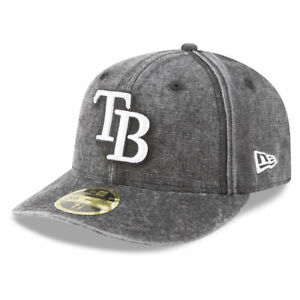 on sale cf829 d4a53 Image is loading Tampa-Bay-Rays-MLB-New-Era-Low-Profile-