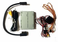 Multimedia Video Interface for Audi A6 A8 Q7 MMI 2G with parking guidelines