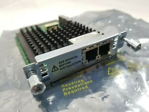 Cisco-VIC3-2FXS-DID-2-Port-High-Density-Voice-Interface-Card-NEW-919