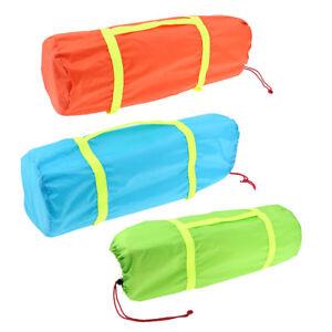Image is loading Tent-Sleeping-Bag-Compression-Sack-Storage-Bag-for-  sc 1 st  eBay & Tent Sleeping Bag Compression Sack Storage Bag for Camping Outdoor ...