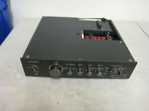 Rare-VINTAGE-Sony-Esprit-ta-e900-Stereo-Preamplifier-Vorverstaerker-lese-Beschreibung