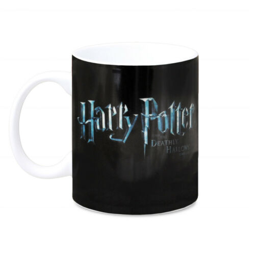 Heiligtümer des Todes Harry Potter LOGOSHIRT Film Tasse Kaffeebecher