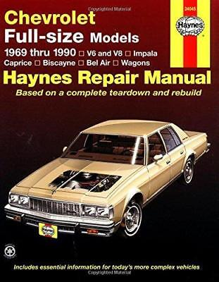 NOT THE IMPALA LIMITED 2014 Chevrolet Impala Owners Manual User Guide Book
