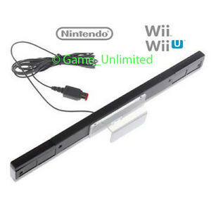 Original-Nintendo-Wii-Sensor-Bar-Rvl-014-Bulk-Packaging-New