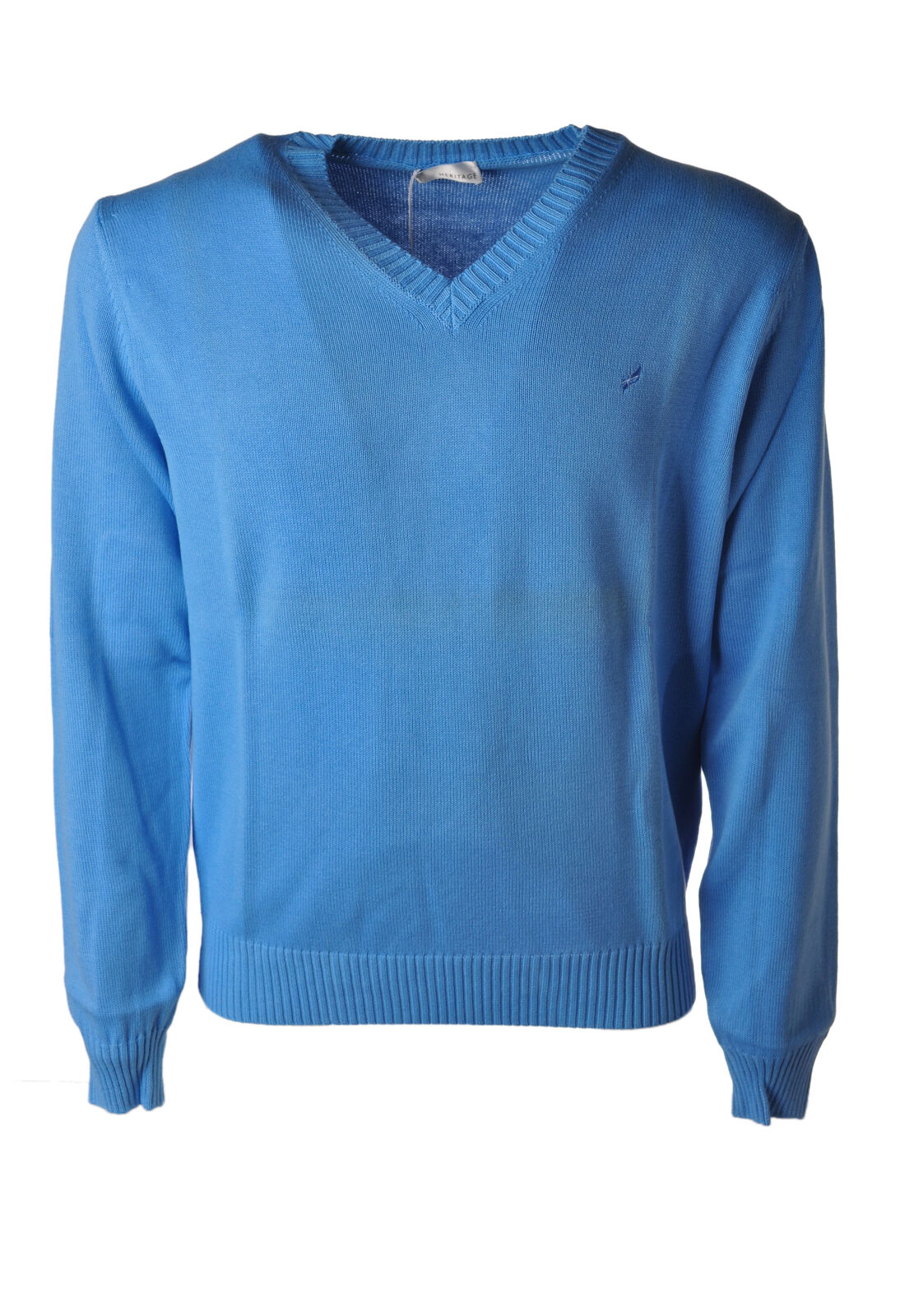Heritage  -  Sweaters - Male - bluee - 4643321A185904