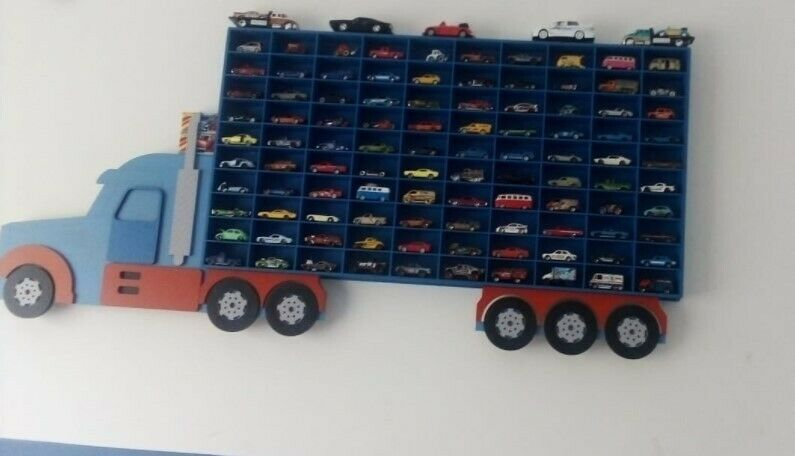 Storage, Parking and Fuel Station for Small Hot Wheel Cars! NB: Contact Anza on 081 404 3930