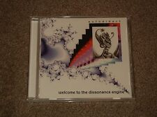 AUTODIDACT Welcome To The Dissonance Engine (CD, Music, Electronic Rock, New)