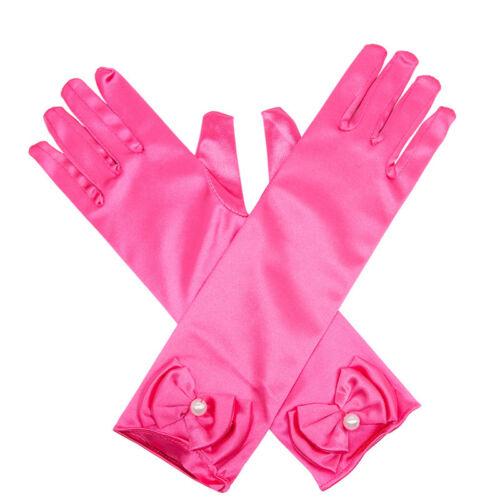 Xmas Party Accessory 5pcs Princess Belle Dress up:Gloves Wand Tiara Necklace