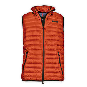 in stock ed203 f097a Details about Feather Sleeveless RRD Duck Vest Spring Orange- show original  title