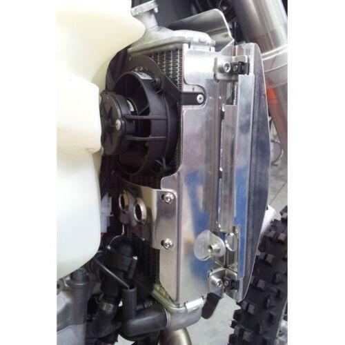 Radiator Guards Fit Husaberg FE450 2009 2010 2011 2012 2013 2014 2015 2016