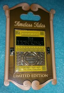 Disney ~ WDW TIMELESS TALES THE LION KING Pin with Pumbaa Timon LE