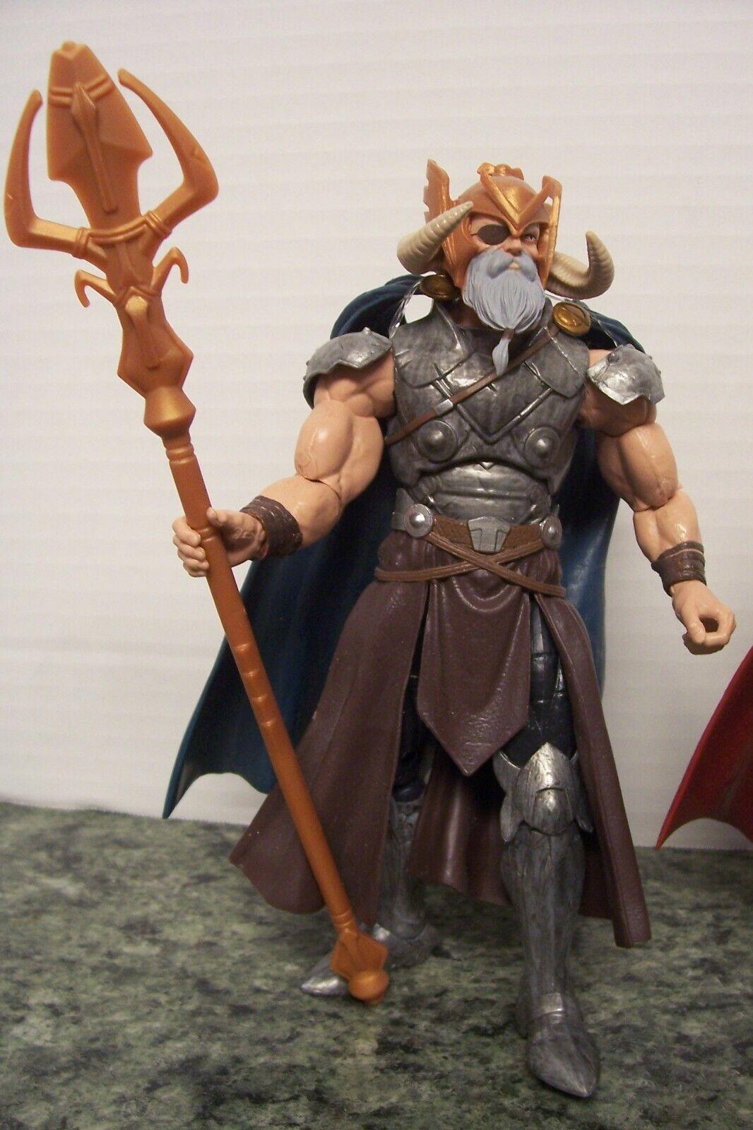 venderse como panqueques Hasbro Marvel Legends 8  Odin Odin Odin Norse Allfather Aesir, 15-pts Artic. Completa Casi Nuevo  distribución global