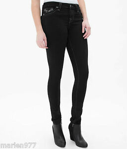 Jeans Stretch Skinny Star Maddie Big R 23 Black 1A4XqIpq