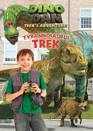 Dino Dan: Tyrannosaurus Trek [DVD] (2014) *New DVD*