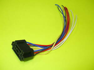 "Dual DLS 10 Wire Relay 12"" Prewired Plug Harness NEW *"
