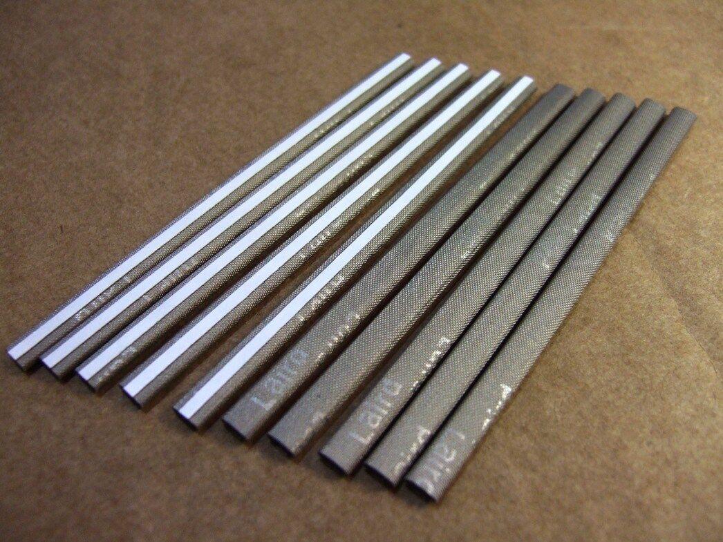10 pieces GSKT FAB//FOAM 3.8X457.2MM DSHAPE