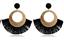Fashion-Jewelry-Handmade-Bohemia-Beaded-Tassel-Dangle-Vintage-Ladies-Earrings miniatuur 8