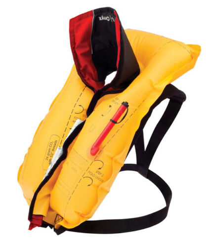 Onyx M24 CO2 Manual Inflate Inflatable 3100RED