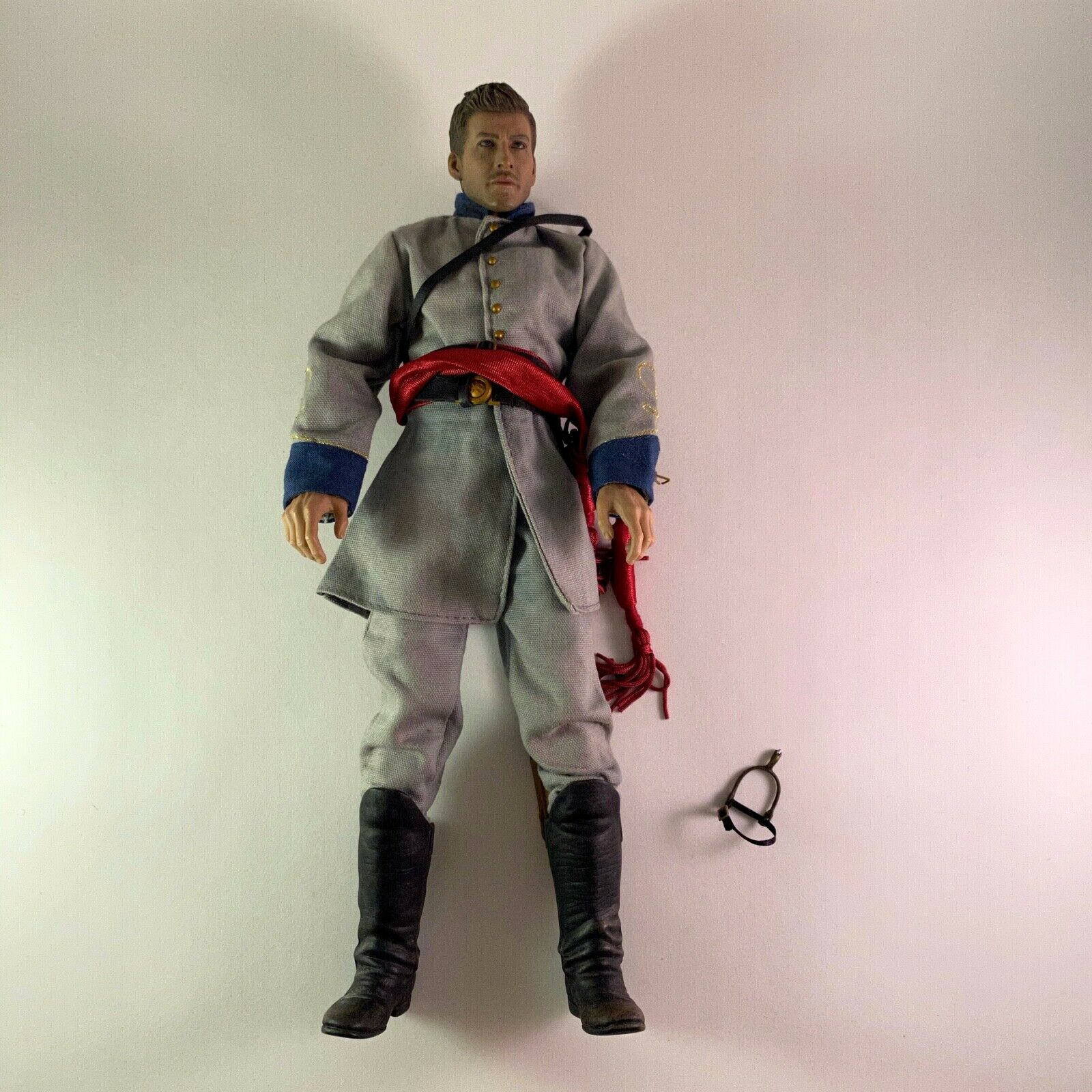 Hot Toys 1/6 Male Action Figure 12'' Confederate Soldier on eBay thumbnail