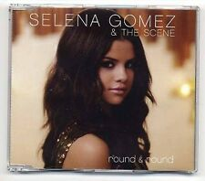 Selena Gomez Maxi-CD Round & Round - German 2-track CD - D000686432