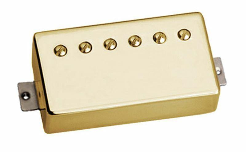 Tonerider Alnico II Classic Klassischer Hals Humbucker - Gold