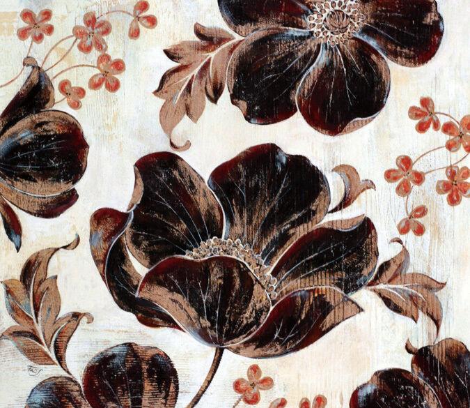 3D Art soft flowers 1 WallPaper Murals Wall Print Decal Wall Deco AJ WALLPAPER