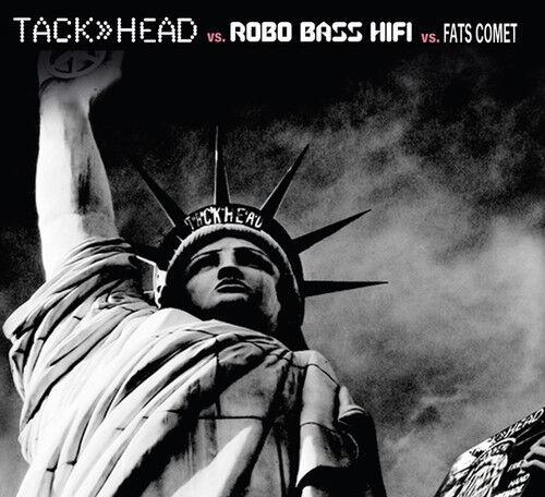 Tackhead Vs. Robo Bass / Hifi Vs. Fats Comet - Message [New CD]