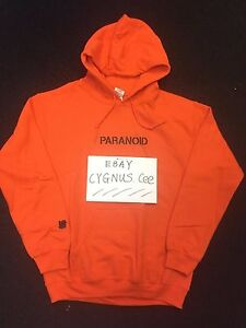 93077da703a3 Image is loading Anti-Social-Social-Club-x-Undefeated-Paranoid-Hoodie-
