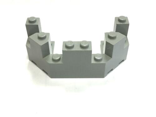 LEGO 6066 4X8X2 1//3 Castle Turret Top Select Colour FREE P/&P!