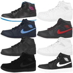 NIKE AIR JORDAN 1 Mid Schuhe Basketball High Top Sneaker Son