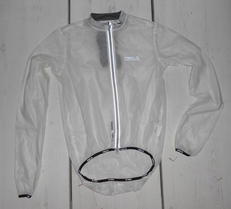 Cykeltøj, Herre regnjakke, Pro-X