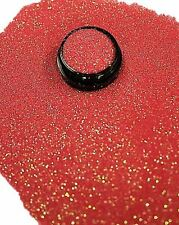 3ml Glitter 0,2mm, Fuchsia Irisierend, Puder in Acryl Dose, Nr. 801-068-a
