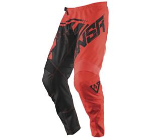 YOUTH motocross pants ANSWER SYNCRON  size YOUTH 16 flo orange  472806
