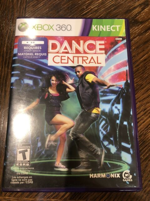 Dance Central (Xbox 360) Kinect, Complete
