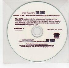 (GG559) The Sufis, She Said To Me - DJ CD