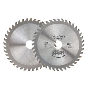 125mm 40T Mill Circular Saw Blade Disc Wood Cutting Fits for Angle Grinder TCT