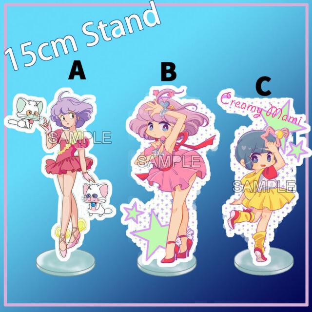 Acrylic Stand Figure Display Magical Angel Creamy Mami