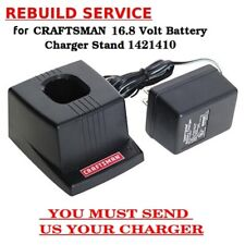 Item 2 Rebuild Service For Craftsman 16 8 V Cordless Drill Battery Charger 1421410